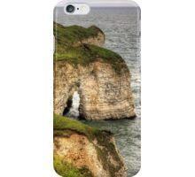 An Arch at Flamborough Head iPhone Case/Skin