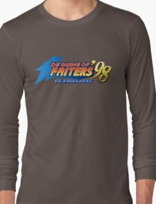 The King of Fighters '98 Long Sleeve T-Shirt