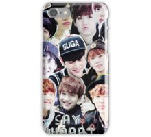 Suga BTS iPhone Case/Skin
