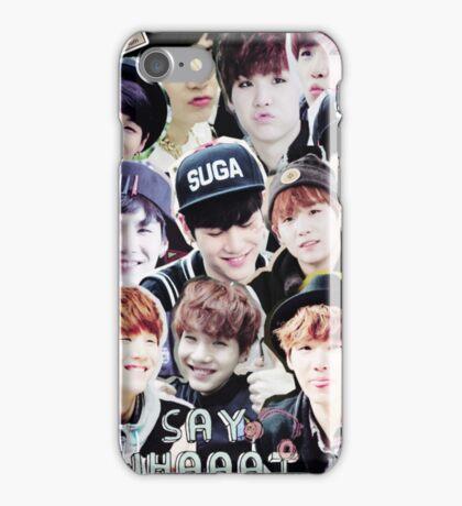 Suga BTS iPhone Case/Skin