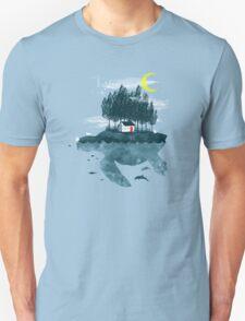 Moving Island Unisex T-Shirt