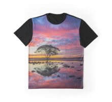 Brighton Sunset Graphic T-Shirt