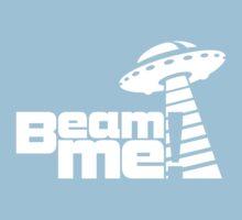 Beam me up V.3.1 (white) One Piece - Short Sleeve