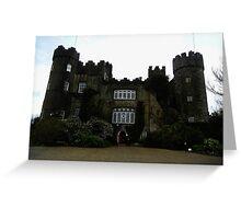 Malahide Castle Greeting Card