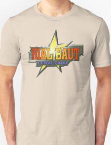 Real Bout Fatal Fury Unisex T-Shirt