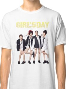 Girl's Day Kpop  Classic T-Shirt