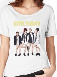 Girl's Day Kpop  Women's Relaxed Fit T-Shirt