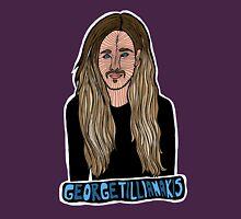 George Tillianakis Doodle Portrait Unisex T-Shirt