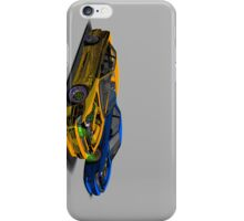 Silvia Bros (Sonic and Tails) iPhone Case/Skin