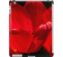 Tulips Too Close iPad Case/Skin