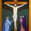 The Crucifixion by Shulie1