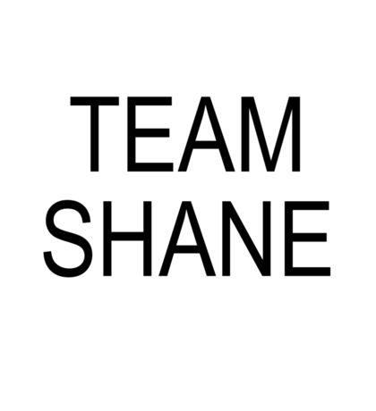 Team Shane Sticker