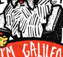 Galileo Sticker