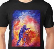 Passion on the dance floor Unisex T-Shirt