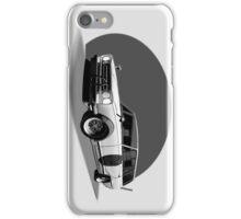 Shakotan Wagon (Black and White) iPhone Case/Skin