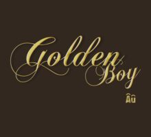 Golden Boy by -Au-