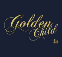 Golden Child One Piece - Long Sleeve