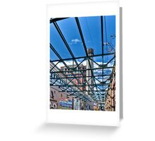 Urban Regeneration Greeting Card