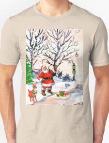 Season's Greetings to you! Unisex T-Shirt