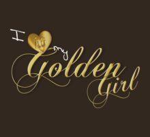 I Love my Golden Girl T-Shirt
