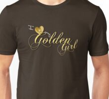 I Love my Golden Girl Unisex T-Shirt