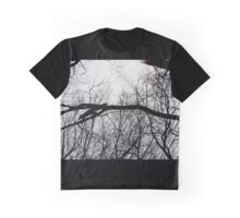 Squirrel in Central Park Graphic T-Shirt