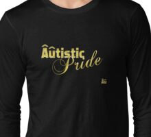 Autistic Pride Long Sleeve T-Shirt
