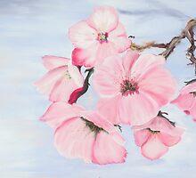 Cherry Blossoms by danastrotheide