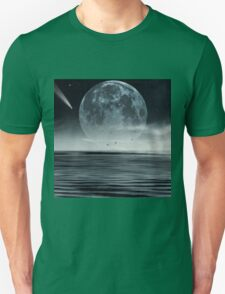 Oceans of Tranquility Unisex T-Shirt