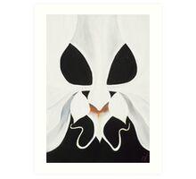 Feline-opsis Art Print