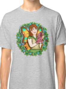 A Fairy and Her Dragon Classic T-Shirt