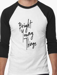 Bright Young Things Men's Baseball ¾ T-Shirt