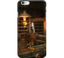 Machinist - At the millers  iPhone Case/Skin
