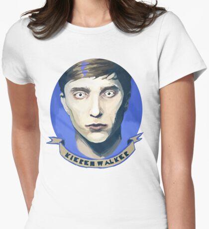 Kieren Walker Womens Fitted T-Shirt