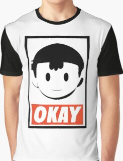 OKAY Graphic T-Shirt