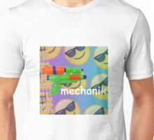 Mechanik Comic Sans Unisex T-Shirt
