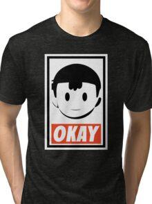 OKAY Tri-blend T-Shirt