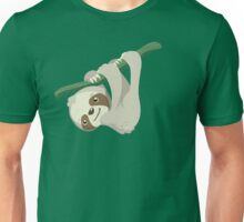 Hang in There, Little Sloth Unisex T-Shirt