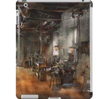 Machinist - The Millwright  iPad Case/Skin