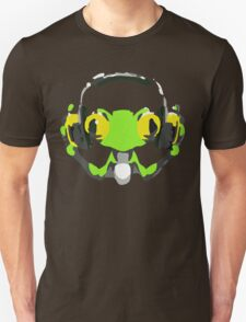 Lùcio DJ frog Unisex T-Shirt