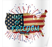 Freedom Tee Poster