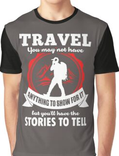 Travel Graphic T-Shirt