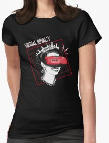 Virtual Royalty Womens Fitted T-Shirt