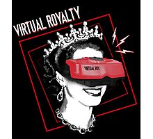 Virtual Royalty Photographic Print