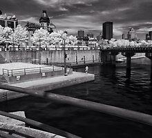 Montreal city by Jean-François Dupuis