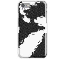 White Flame iPhone Case/Skin