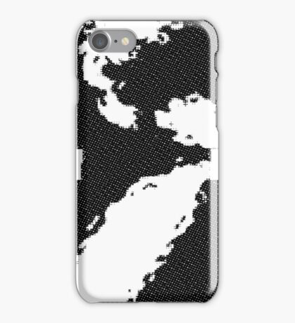 White Flame iPhone Case/Skin