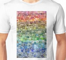 Stamps of the World Unisex T-Shirt