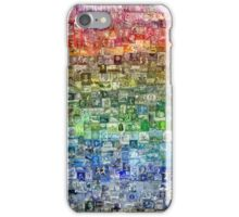 Stamps of the World iPhone Case/Skin