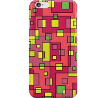 Squares iPhone Case/Skin